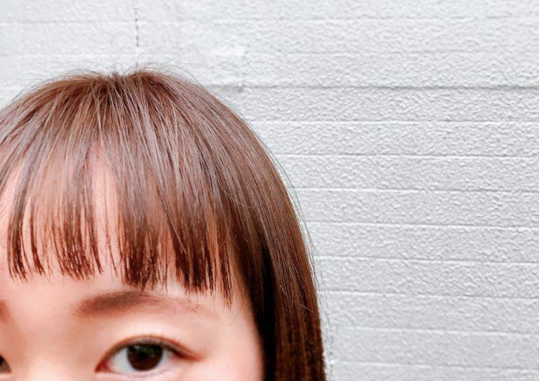 前髪の重要性☆