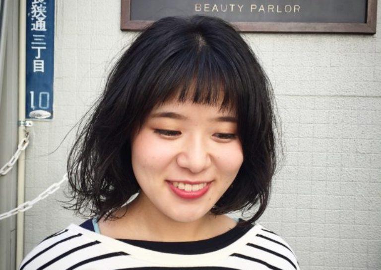 パッツリ前髪☆☆☆